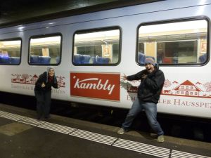 Kambly train!