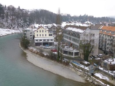 The picturesque city of Berne