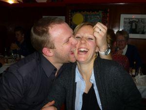 Benjamin and Jasmin