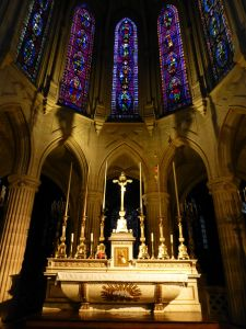 Inside St Germain