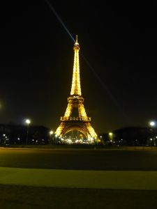 And by night