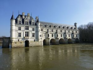 The gorgeous chateau