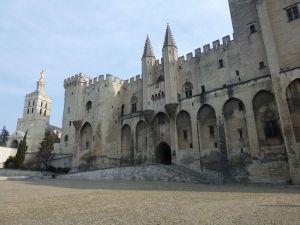 The Papal Palace