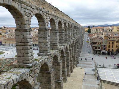 The amazing aqueduct