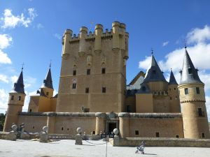 The fairy tale Alcazar