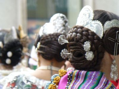 Traditional hairstyles