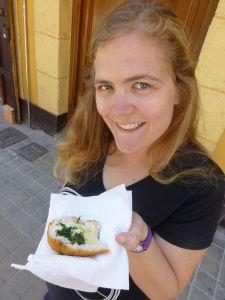 Mmm...street food!