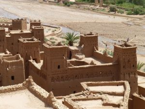 Exploring the Kasbah