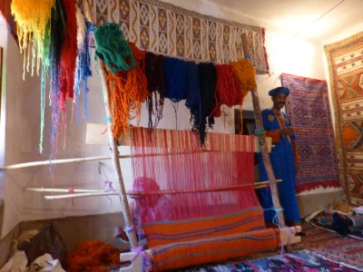 The weaver's loom