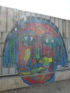 Graffiti in Cairo