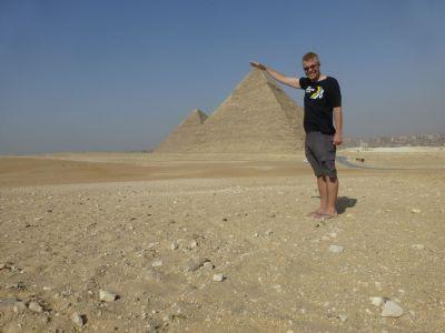 Reubs and the pyramids