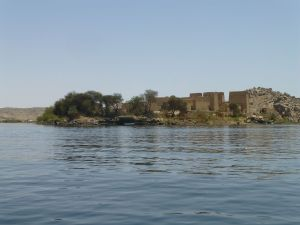 Heading towards Philae Temple