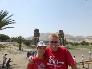 Us at the Colossi