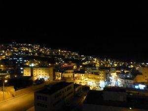 Wadi Musa by night