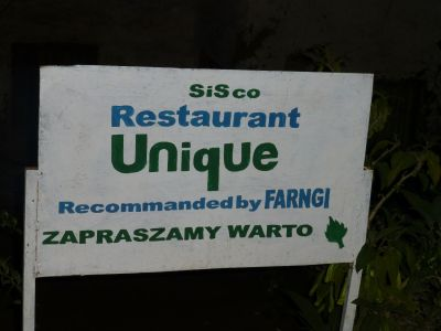 Recommended by ferengi (foreigners)