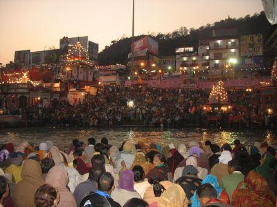 Ceremony by night