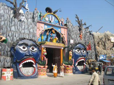 Incredible looking temple