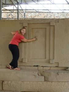 Trying a fake door