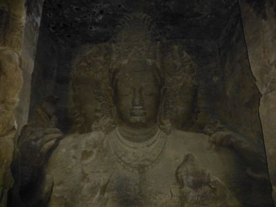 The three faces of Shiva
