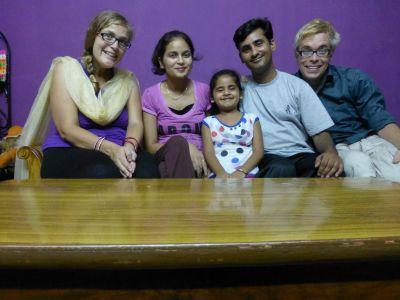 Suriya and family