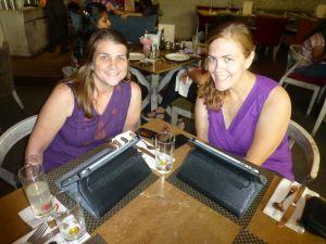 Ipad menus...fancy!