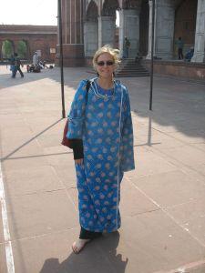 My charming robe