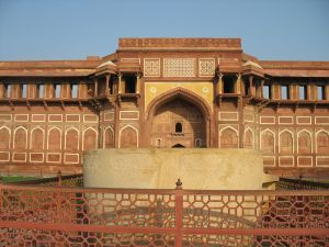 At the Red Fort