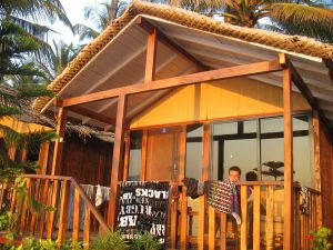 Our beach shack
