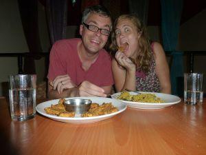 Udaipur also had good food!