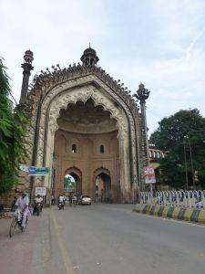 Majestic gate