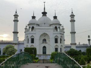 A mini Taj Mahal