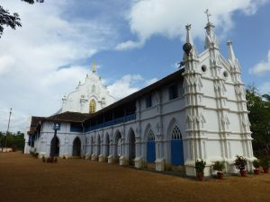 The impressive church