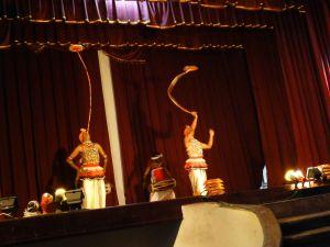 Plate dance