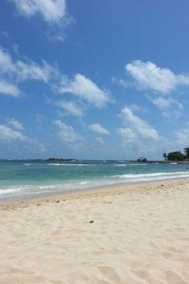A gorgeous day on the beach