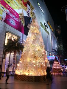 Christmas at Siam Paragon