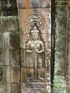Detailing at Prasat Banteay Kdei