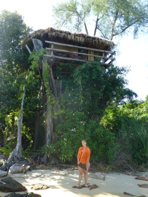 Next time we want to stay in these tree houses