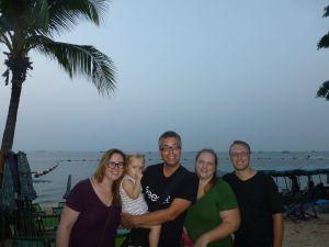 Sach, Olivia, Claire and Doug