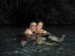 Lovely warm water